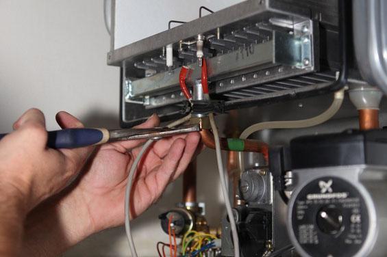 ремонт газовой колонки юнкерс