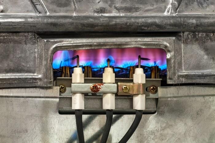 монтаж газовых котлов в Киеве